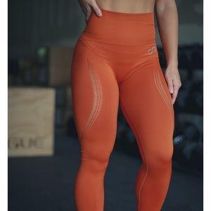 NWOT Curves seamless leggings